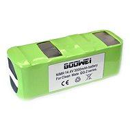 Goowei Cleanmate QQ-1 / QQ-2 Batterie