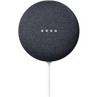 Google Nest Mini 2. Generation Holzkohle - Sprachassistent