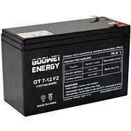GOOWEI ENERGY OT7-12L, 12V, 7Ah - Akku