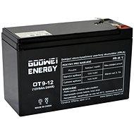 GOOWEI ENERGY OT9-12, 12V, 9Ah - Akku