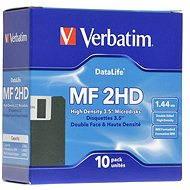 "Verbatim DataLife Floppy Disc 3.5""/1.44MB, 10 Stück - Diskette"