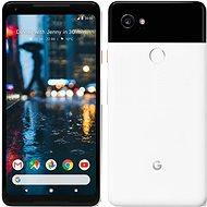 Google Pixel 2 XL 64 GB schwarz/weiß - Handy