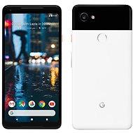 Google Pixel 2 XL 128GB schwarz / weiß - Handy