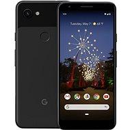 Google Pixel 3a Schwarz - Handy