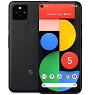 Google Pixel 5 5G - schwarz - Handy