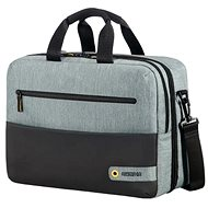 "American Tourister CITY DRIFT 3-WAY BOARDING BAG 15,6"" BLACK/GREY - Laptop-Tasche"