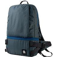 Crumpler Light Delight Foldable Backpack Stahlgrau - Rucksack