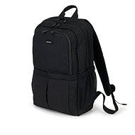 "Dicota Eco Backpack SCALE 13""- 15,6"" - schwarz - Laptop-Rucksack"