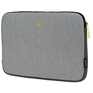 "Dicota Skin FLOW 15,6"" - grau/grün - Laptophülle"