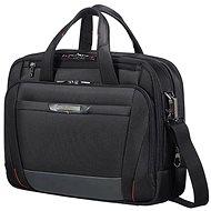 """Samsonite Pro DLX 5 LAPT. BAILHANDLE  15,6"""" EXP Black - Laptop-Tasche"""