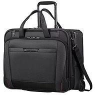 "Samsonite Pro DLX 5 ROLLING TOTE 17,3"" Black - Laptop-Tasche"