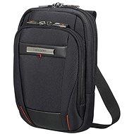 Samsonite Pro DLX 5 CROSSOVER S Black - Laptop-Tasche