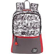 "American Tourister Urban Groove Disney M 15,6"" Cosmic Red - Laptop-Rucksack"