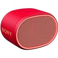 Sony SRS-XB01 rot - Bluetooth-Lautsprecher