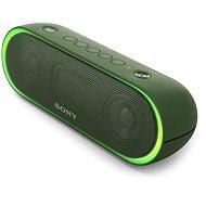 Sony SRS-XB20, grün - Bluetooth-Lautsprecher