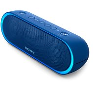 Sony SRS-XB20, blau - Bluetooth-Lautsprecher