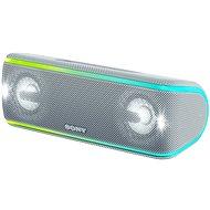 Sony SRS-XB41, weiß - Bluetooth-Lautsprecher