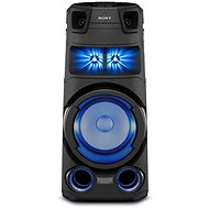 Sony MHC-V73D, schwarz - Bluetooth-Lautsprecher