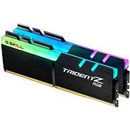G.SKILL 16 GB KIT DDR4 3200 MHz CL14 Trident Z RGB - Arbeitsspeicher