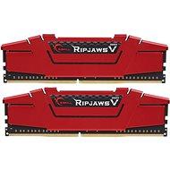 Systemspeicher G.SKILL Ripjaws V DDR4 2400 MHz CL15 Speicher Kit (32 GB) - Arbeitsspeicher