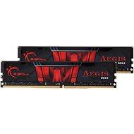 G.SKILL 16GB KIT DDR4 3000MHz CL16 Gaming Series Aegis - Arbeitsspeicher