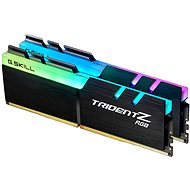 G.SKILL 32 GB KIT DDR4 3200 MHz CL16 Trident RGB - Arbeitsspeicher