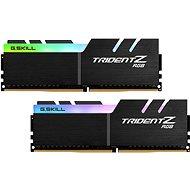 G.SKILL 64 GB KIT DDR4 4000 MHz CL18 Trident Z RGB - Arbeitsspeicher