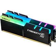 G.SKILL 16 GB KIT DDR4 4000 MHz CL16 Trident Z RGB