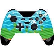 Gioteck WX-4 Gamepad PS3 / PC blaugrün - Gamepad