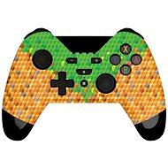 Gioteck WX-4 Gamepad PS3 / PC grün-braun - Gamepad