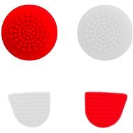 Gioteck Handles for PS4 Red-white - Grips