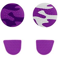 Gioteck Handles for PS4 Purple - Grips