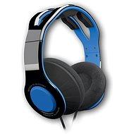 Gioteck TX30 schwarz-blau - Gaming Kopfhörer