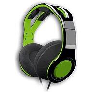 Gioteck TX30 schwarz-grün - Gaming Kopfhörer