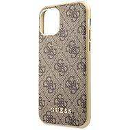 Guess 4G für iPhone 11 Pro Brown (EU-Blister) - Handyhülle