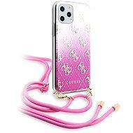 Guess 4G Gradient für iPhone 11 Pro Pink (EU-Blister) - Handyhülle