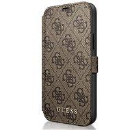 Guess 4G für Apple iPhone 12/12 Pro Brown - Handyhülle
