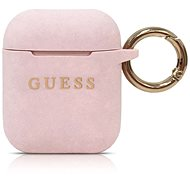 Guess Silikonhülle für Airpods Pink - Hülle