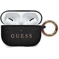Guess Silikonhülle für Airpods Pro Black