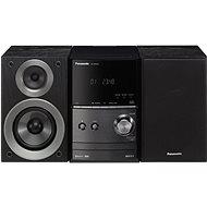 Panasonic SC-PM600EG-K schwarz - Mikrosystem