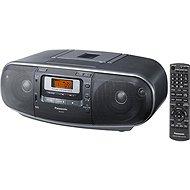 Panasonic RX-D55AEG-K - Radiorecorder