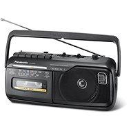 Panasonic RX-M40DE-K - Radiorecorder
