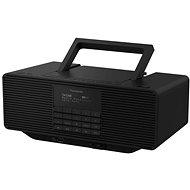 Der Panasonic RX-D70BT - Radiorecorder