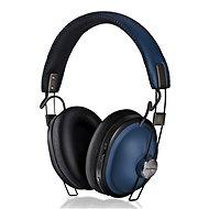 Panasonic RP-HTX90N Blau - Kopfhörer mit Mikrofon