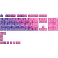 Glorious PC Gaming Race GPBT Keycaps - 114 PBT, ANSI, US-Layout, Nebula - Ersatztasten
