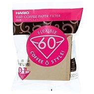 Hario Papierfilter V60-01-100 Stk - Kaffeefilter