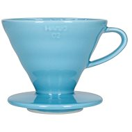Hario Dripper V60-02, Keramik, blau - Dripper