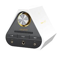 Creative Sound Blaster X7 White - Limited Edition - Externe Soundkarte
