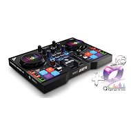 HERCULES DJ Control Instinct P8 Party Pac - Mix-Pult