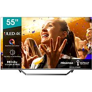 "55"" Hisense 55U7QF - Fernseher"